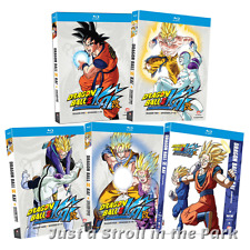 Dragon Ball Z Kai: Anime Series Complete Seasons 1 2 3 4 5 Box/BluRay Set(s) NEW