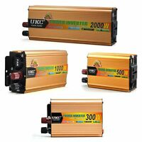 12V Boost to 220V 300W 500W 1000W 2000W Modified Sine Wave Power Inverter 50Hz