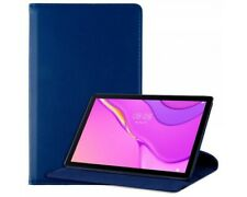 Funda COOL para Huawei Matepad T10s Polipiel Liso Azul 10.1 pulg
