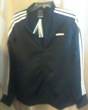 adidas Women's Essentials 3-stripes Tricot Track Jacket - XL