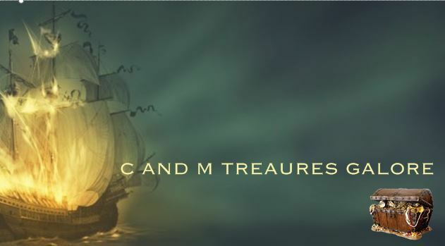 C and M Treasures Galore