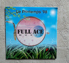 "FULL ACE MUSIC ""LE PRINTEMPS 98"" VARIOUS  CD COMPILATION PROMO FAM 14310398-1"