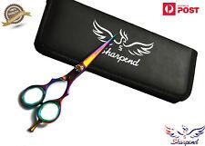 "Professional Barber Hairdressing Scissors Hair Cutting Shear 5.5"" Japanese Steel"