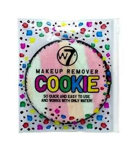 W7 Makeup Remover Cookie Remover Cloth Ultra Soft Reusable Magic Face Eraser