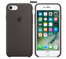 Original Genuine  Case Silicone Case Cover for Apple iphone 7 7 Plus Case