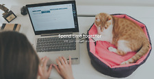 Cozy Electric Heated Pet Bed. Comfortable Cat & Dog Sleeping Pad. Eco friendly