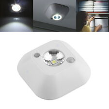 Wireless Infrared Motion Sensor Ceiling Night Light Battery Powered Porch Lamp