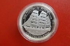 *Silber Medaille PP ca.31,1g. (999)Silber *Gorch Fock (KOF2)