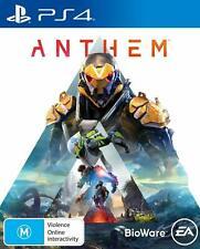 Anthem PS4 Region Free Brand new ready to ship !!