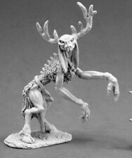 Reaper Miniatures Wendigo #03673 Dark Heaven Legends Unpainted Metal RPG Figure