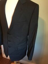 "DOLCE GABBANA D&G  GRAY ""LUXURY"" VIRGIN WOOL JACKET BLAZER SPORTS-COAT size 52"