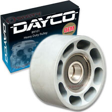Dayco 89101 Heavy Duty Pulley - Idler Tensioner Pump Accessory System pm