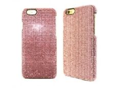 Pink Fuchsia Bling Made with Swarovski Crystals Luxury Case Cover iPhone X/XS