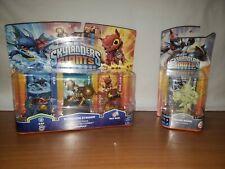 Skylanders Giants Scorpion Striker Battle Pack New W/Package + FRIGHT NIGHT GLOW