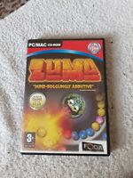 ZUMA Pc Cd Rom - FAST DISPATCH in acceptable condition. Classic gaming FREEPOST