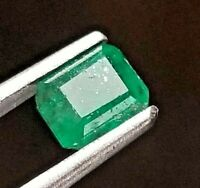 Natural Emerald Cut Stone Jewelry from Swat Pakistan Collector item, US Seller