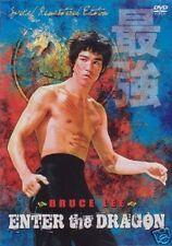 Enter the Dragon  DVD Bruce Lee, John Saxon, Jim Kelly, Ahna Capri, Kien Shih