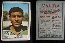 ***CALCIATORI DISTRIBUTOR 1966/67 ED. CREMONA*** BENITEZ (VENEZIA)