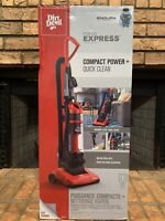 Power Express Upright Bagless Vacuum by Dirt Devil, Red, Compact Upright UD20120