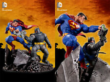 Batman Vs Superman Dark Knight Returns Statue Dc Collectibles Miller
