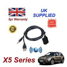BMW X5 Series Integrated Bluetooth Music Module For iPhone HTC Nokia Samsung