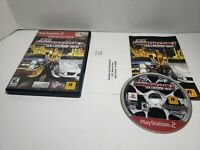 Midnight Club 3 DUB Edition Remix PS2 complete cib game free shipping!