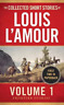 `L`Amour, Louis`-The Collected Short Stories Of Louis L`Amo (US IMPORT) BOOK NEW