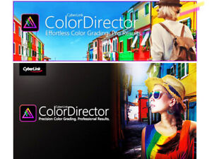 Cyberlink Colordirector Ultra V9.0.2205.0 🔥 Window X64 ✅ Full Version Activated