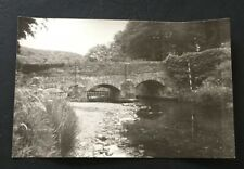 Photograph Simmonsbath Bridge Exmoor Somerset River Barle RefX3