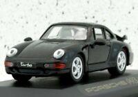 PORSCHE 911 / 993 Turbo - black - YATMING 1:43