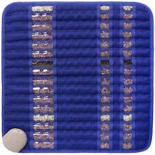 GemsMat FAR Amethyst Mat - Negative Ion Infrared Heating Pad - Compact 18 x 18
