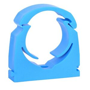 25mm TALON WATER PLUMBING PIPE HINGED NEW MDPE CLIPS PACK OF 4 *