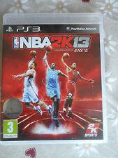 NBA2K13 pour PS3 - Très bon état