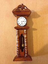 Doll's House Grandfather Clock