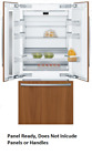 """Bosch B36IT905NP Benchmark 36"""" Built-In French Door Panel Ready Refrigerator photo"""