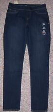 LEVI'S Blue Denim Perfectly Slimming Pull-On Legging Jeans Size 4 Medium or 27
