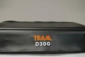 Tram D300 with 2 speakers Signature Series Radio Dust Cover