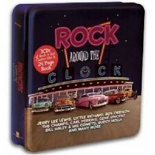 ROCK AROUND THE CLOCK (LIM.METALBOX ED.) 3 CD NEW+