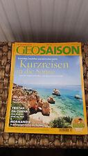 Geo Saison 4/2011 Kurzreisen in die Sonne  u. a. Themen s. Bild