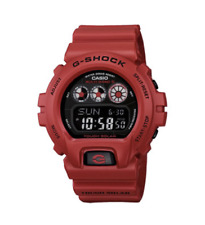 Casio G-Shock Burning Red GW-6900RD-4 Solar Power Limited Edition Brand New