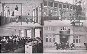Ö 1916 KARTENSERIE Wiener Frauenerwerb Verein 50 Jahre 8 Karten mit Deckblatt