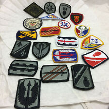 20 Military Patches