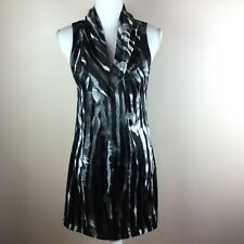 Kenneth Cole New York Womens XS Black Dress