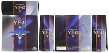 Macross Plus 1/60 Perfect Transformation YF-21 Renewal Yamato Frontier Fast Pack
