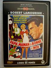 25967// PAPA MAMAN LA BONNE ET MOI DVD EN TBE
