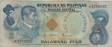 Phlippines ABL 2 Pesos STAR Replacement Note Marcos-Licaros