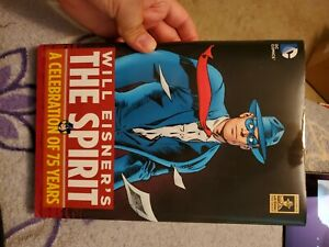 Will Eisner's The Spirit A Celebration of 85 years hardcover OOP Rare