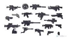 BrickArms Custom Modern Combat Tactical Pack, Waffen für LEGO® Figuren
