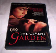 The Cement Garden DVD Charlotte Gainsbourg 1994 Andrew Birkin Oop - Mint