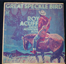 Great Speckle Bird And Other Favorites Roy Acuff Lp